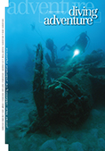 diving adventure cover issue one pdf
