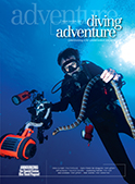 diving adventure cover issue five pdf