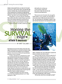 honing the survival edge pdf